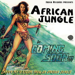African Jungle album art