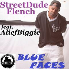 Blue Faces album art