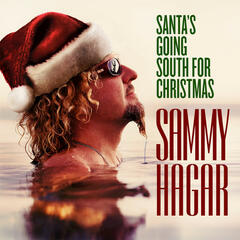 Santa's Going South for Christmas album art