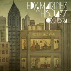Edy Martínez & His Jazz Orchestra album art