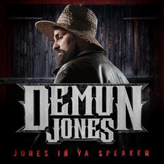 Jones In Ya Speaker album art