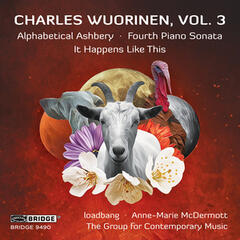 Charles Wuorinen, Vol. 3 album art