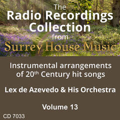 Lex de Azevedo & His Orchestra, Vol. 13