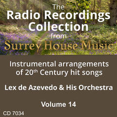 Lex de Azevedo & His Orchestra, Vol. 14