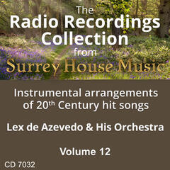 Lex de Azevedo & His Orchestra, Vol. 12