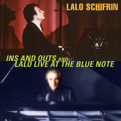 Ins and Outs and Lalo (Live at the Blue) album art