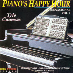 Piano's Happy Hour Internacional, Vol. 2