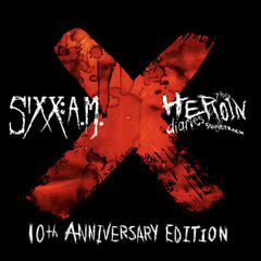 The Heroin Diaries Soundtrack: 10th Anniversary Edition album art