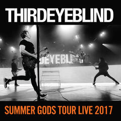 Summer Gods Tour Live 2017 album art