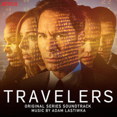 Travelers (Original Series Soundtrack) album art