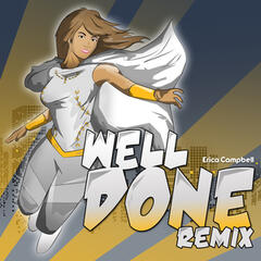 Well Done Remix album art