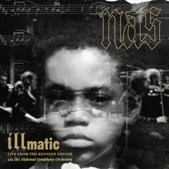 Illmatic: Live from the Kennedy Center with the National Symphony Orchestra album art