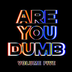 Are You Dumb? Vol. 5 album art