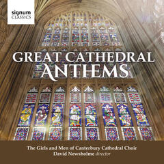 Great Cathedral Anthems album art
