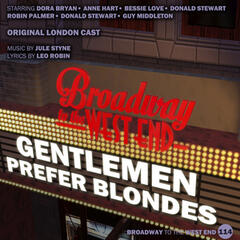 Gentleman Prefer Blondes (Original London Cast) album art