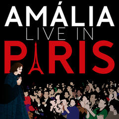 Amália (Live In Paris) album art