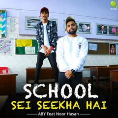 School Sei Seekha Hai - Single album art