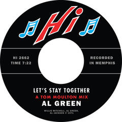 Let's Stay Together - A Tom Moulton Mix album art