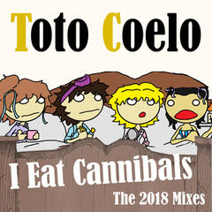 I Eat Cannibals - The 2018 Mixes album art