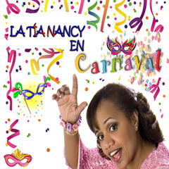 La Tía Nancy en Carnaval album art