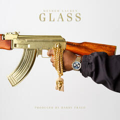 Glass album art