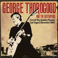 Live at the Aladdin Theater, Las Vegas 2nd Dec 1993 - Remastered album art