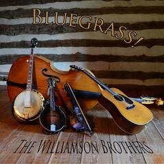Bluegrass! album art