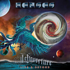 Leftoverture Live & Beyond album art