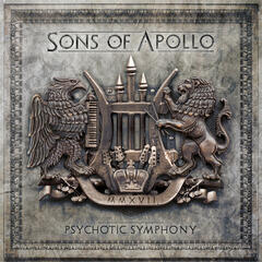 Psychotic Symphony album art