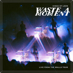 Waste A Moment (Live) album art