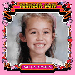 Younger Now (The Remixes) album art