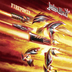 FIREPOWER album art