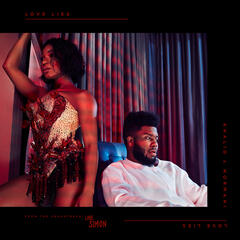 Love Lies album art