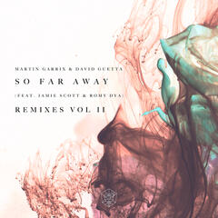 So Far Away (Remixes Vol. 2) album art