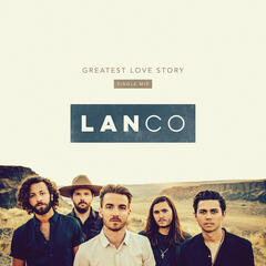 Greatest Love Story (Single Mix) album art