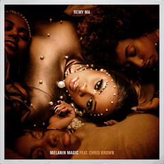 Melanin Magic (Pretty Brown) album art