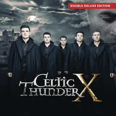 Celtic Thunder X album art