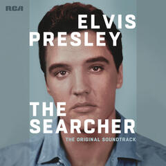 Elvis Presley: The Searcher (The Original Soundtrack) album art