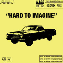 Hard to imagine - EP