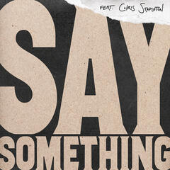 Say Something (Live Version) album art