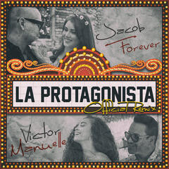 La Protagonista (Remix) album art