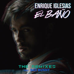 EL BAÑO (The Remixes) album art