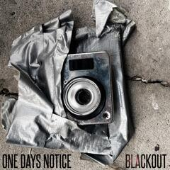 Blackout album art