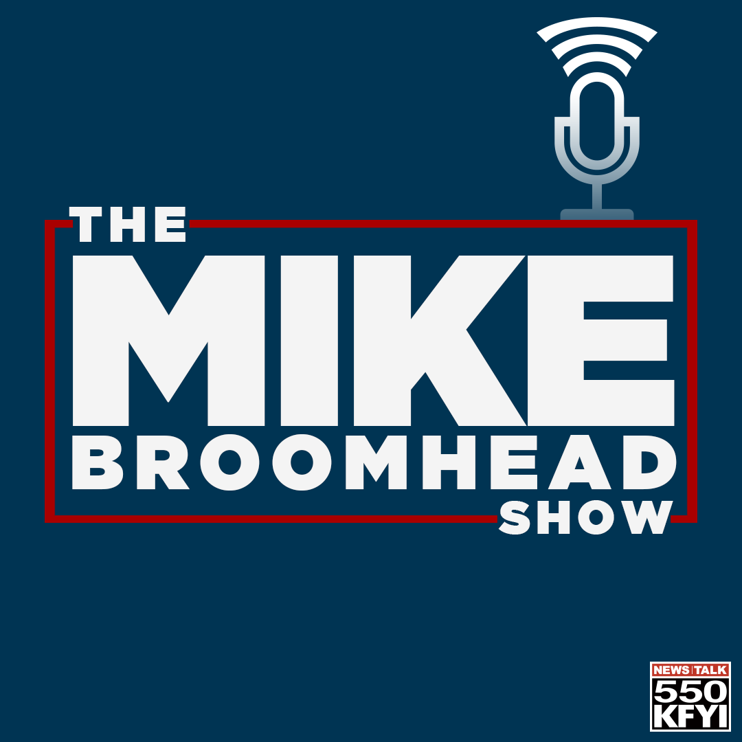 Listen to The Mike Broomhead Show: Sinema Wins the Senate Seat | The Mike Broomhead Show | Podcasts
