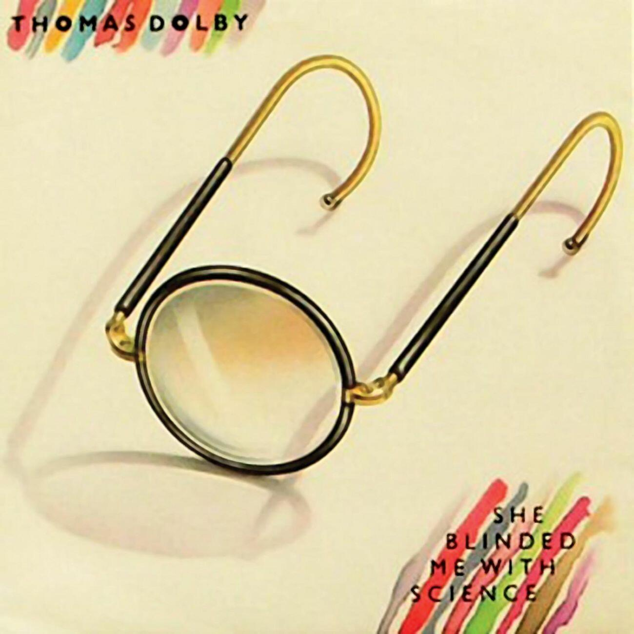Listen Free To Thomas Dolby She Blinded Me With Science
