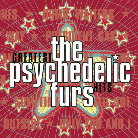 The Psychedelic Furs Psychedelic Furs Angustia = Heartbreak Beat