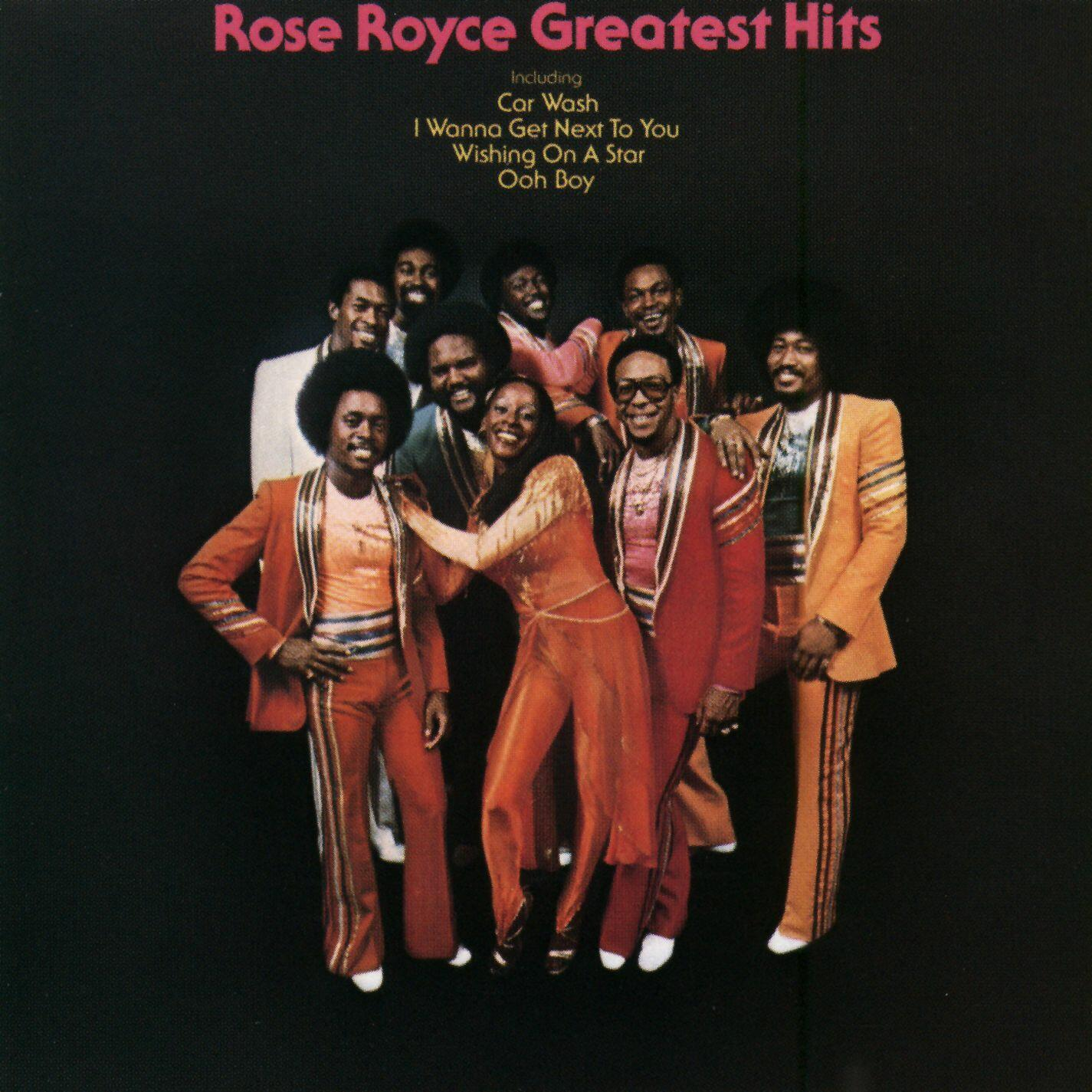 Rose Royce Car Images >> Listen Free to Rose Royce - Car Wash Radio | iHeartRadio