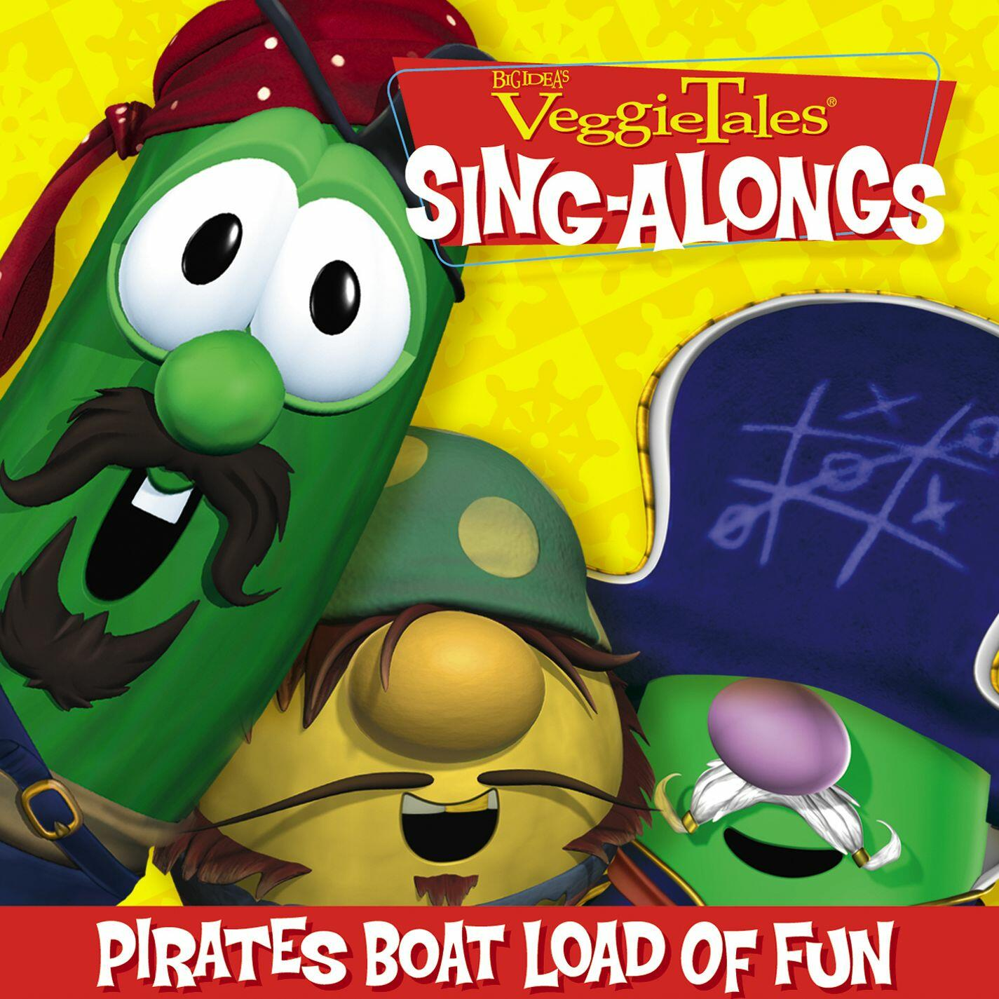 VeggieTales Veggie Tales We are the pirates who dont do ...