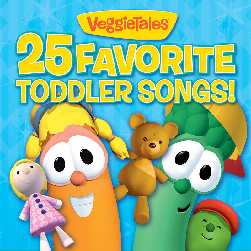 VeggieTales Radio: Listen to Free Music & Get The Latest