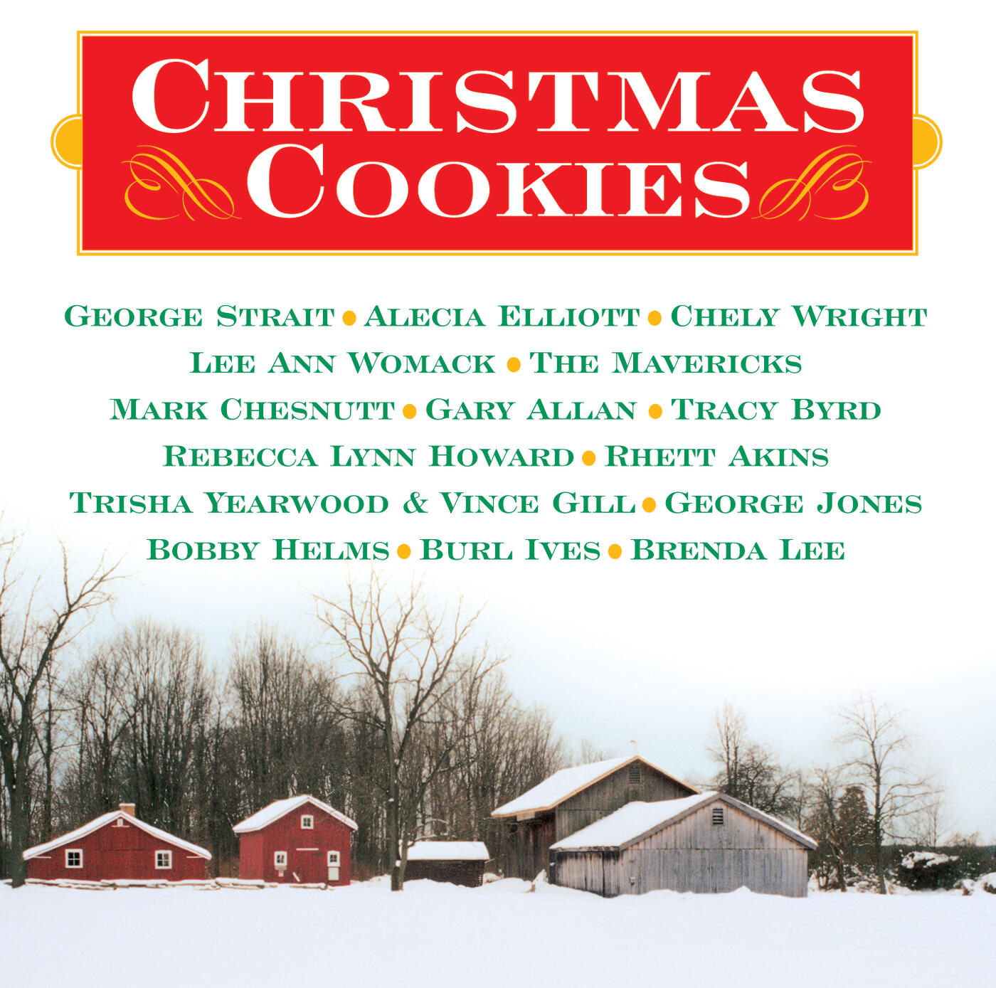 Listen Free to George Strait - Christmas Cookies Radio ...